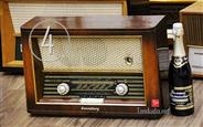 Radio Đèn Cổ Sonneberg Made in Germany